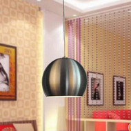 Minimalism LED Pendant lights aluminium sphere shade home and hotel from Singapore luxury light shop horizon lights