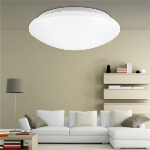 Modern Style LED Ceiling Lights Round Acrylic Lampshade Living Room from Singapore best online lighting shop horizon lights