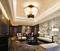 Ancient Hong Kong Lantern, Chinese LED E27 Ceiling Light for Asian and Zen (living room)