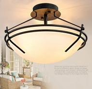 Rounded LED Ceiling Light Modern American from online luxury lighting shop horizon lights.