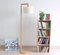 Modern Style LED Floor Lamp Wooden Made Cloth Lampshade Bedroom from Singapore best online lighting shop horizon lights