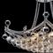 Luxury Modern Style LED Chandelier Crystal Four Corner Net Design Bedroom Living Room Dining Room
