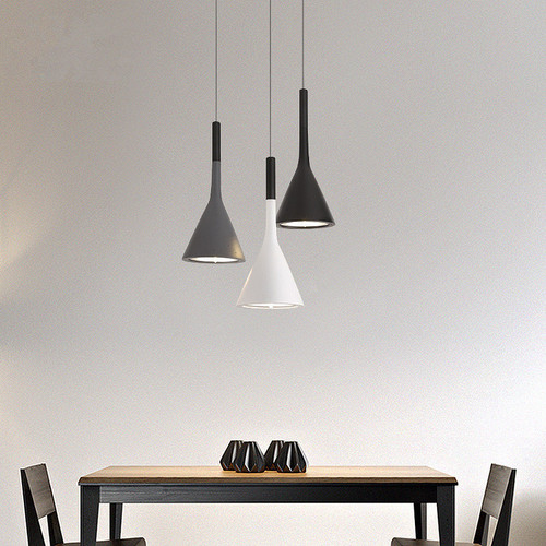 Modern LED Pendant Light Resin Imitation Cement Shade Metal Dining Room Decor from best online lighting store in Singapore horizon lights