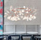 Chandelier LED Lights Leaves Firefly Modern European Moooi modified version from Singapore best online lighting shop horizon lights