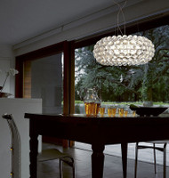 Pendant Light Glass Shade Inspired by Foscarini Caboche pendant from Singapore best online lighting shop horizon lights