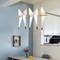 Pendant Light Acrylic Shade modified Moooi Modern Style from Singapore best online lighting shop horizon lights