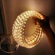 LED Strip Light AC220V SMD5050 60leds/M IP65 Waterproof Led flexible Tape from Singapore best online lighting shop horizon lights