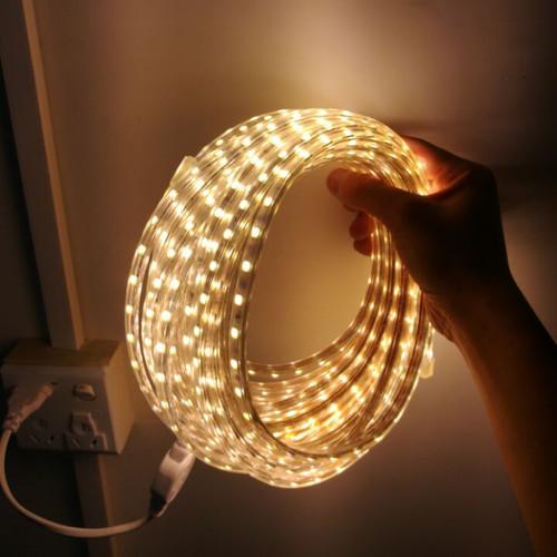 LED Strip Light AC220V SMD5050 60leds/M IP65 Waterproof Led flexible Tape from Singapore best online lighting shop horizon lights
