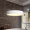 This is the scene picture. Modern Style LED Pendant Light Circular Ring Metal Shade Minimalism Home Decor from Singapore best online lighting shop horizon lights