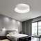 This is the scene picture. Modern Style LED Ceiling Light Round Aluminum Acrylic Shade Bedroom Decor from Singapore best online lighting shop horizon lights