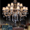 Crystal LED Chandelier Light Cup Shade Luxury European Style from Singapore best online lighting shop horizon lights