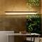 Modern Style LED Hanging Light Long Rectangle Aluminum body Light Office Dining Room from Singapore best online lighting shop horizon lights