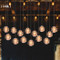 American Style LED Suspension Light Meteor Shower Bubble Glass Ball Lampshade Villa Hotel Dining Room from Singapore best online lighting shop horizon lights