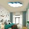 Cartoon Cute Style LED Ceiling Light Cloud Shape Metal Kids' Room Decoration from Singapore best online lighting shop horizon lights