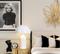 Modern LED Table Lamp Metal Musharoon Bedsides Reading Lamp Decor from Singapore best online lighting shop horizon lights