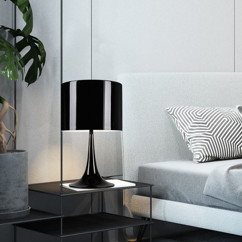 Modern LED Table Lamp Aluminum Minimalism Bedroom Bedside Lamps from Singapore best online lighting shop horizon lights