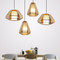 LED Pendant Light Two Versions Stainless Steel Shade Modern Style from Singapore best online lighting shop horizon lights