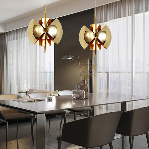 LED Pendant Light Rotatable Colorful Shades Modern Style from Singapore best online lighting shop horizon lights Dining Room