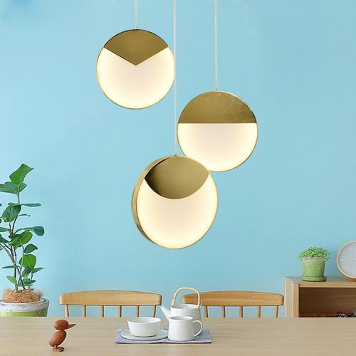 Modern Pendant Lights LED lighting Metal Lampshade from Singapore  horizon lights