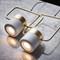 LED Spot Pendant Light Metal Lampshade Modern Style from Singapore best online lighting shop horizon lights detail