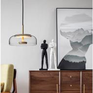 LED Pendant Light Glass Simple Home Decor Lighting Fixture Modern Style from Singapore best online lighting shop horizon lights