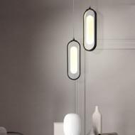 LED Pendant Light Pin Shaped LED Chips Bedroom Living Room Decor from Singapore best online lighting shop horizon lights