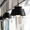 Modern LED Pendant Light Geometric Design Metal Glass Shade Restaurants Dining room Decor from Singapore best online lighting shop horizon lights