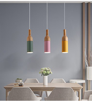 LED Pendant Light Pillar Shade Restaurants Dining room Decor from Singapore best online lighting shop horizon lights