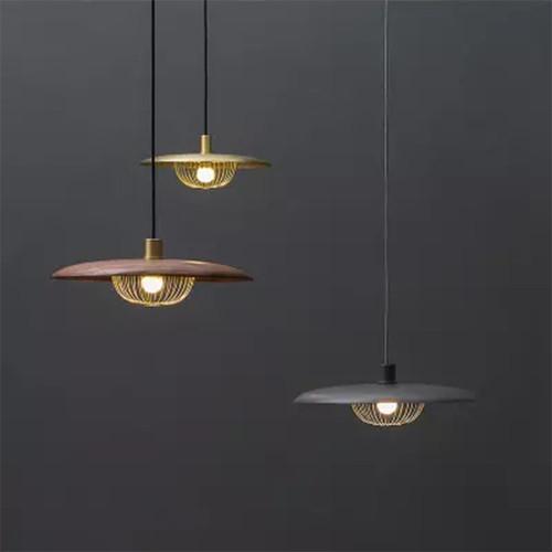 LED Pendant Light Bamboo Hat Creative Design Restaurants Dining room Decor from Singapore best online lighting shop horizon lights