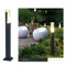 LED Garden Lawn Lamp Waterproof Modern Aluminum Pillar Light Outdoor Courtyard villa landscape lawn bollards light from Singapore best online lighting shop horizon lights