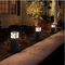 LED Garden Lawn Lamp Delicate Pillar Light Waterproof for Courtyard villa landscape from Singapore best online lighting shop horizon lights image-2