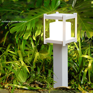 Waterproof LED Garden Lawn Lamp Modern Aluminum Courtyard from Singapore best online lighting shop horizon lights