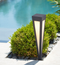 Pin type - LED Triangle Cone Garden Lawn Lamp