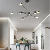 LED Chandelier Light Pole Spot Metal Shade Modern Style from Singapore best online lighting shop horizon lights