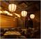 LED Pendant Light  Simple Elegant Wood Made Lantern Restaurants Dining room from Singapore best online lighting shop horizon lights