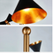 Modern Floor Lamp Metal Fit Study Room Bedroom Unique Rotatable Lampshade from Singapore best online lighting shop horizon lights