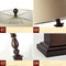 Rockefeller Desk Lamp, Fabric E27 LED Table Lamp for Contemporary and Traditional (4 view)
