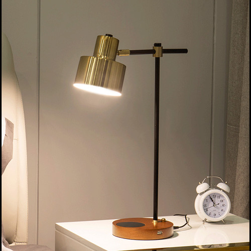 Nordic Post-modern Fashion Desk Lamp Simple Personality Designer Living Room Study Bedroom Bedside Table Lamp from Singapore best online lighting shop horizon lights