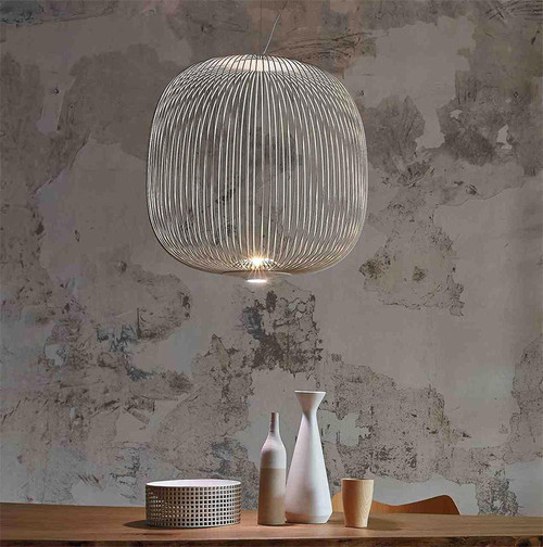 Lantern Bar, Transitional LED Pendant Light for Bohemian and Eclectic (main)