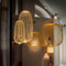 Lantern Bar, Transitional LED Pendant Light for Bohemian and Eclectic (warm)