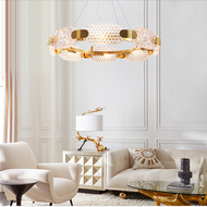 Modern LED Pendant Light Copper Glass Shade Classic Decorative Light  for Living room Bedroom from Singapore best online lighting shop horizon lights