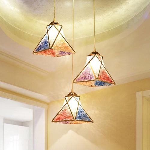 Modern LED Pendant Light Iridescence PVC Shade Dining Room Restaurant Light from Singapore best online lighting shop horizon lights