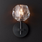 Modern LED Wall Lamp Crystal Shade G9 Bulb Lamp Living Room Bedroom Decor from Singapore best online lighting shop horizon lights