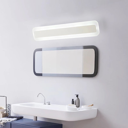Modern Strip LED Wall Lamp Waterproof Aluminum Bathroom Mirror Front Decor from Singapore best online lighting shop horizon lights