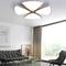 Modern LED Ceiling Light Metal Acrylic Flower Romantic Living room Decor from Singapore best online lighting shop horizon lights