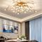 Crystal Babysbreath Light LED Ceiling Light Modern Bedroom Living Room Decor