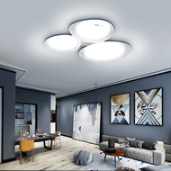 Modern LED Ceiling Light Cobblestone Combination Luminous Lamp Bedroom Living room Hotel from Singapore best online lighting shop horizon lights