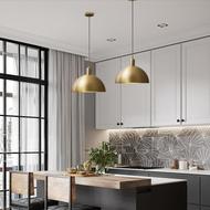 Modern LED Pendant Light Copper Shade Classics Dining Room Study Room from Singapore best online lighting shop horizon lights
