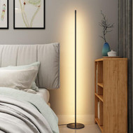 Modern LED Floor Lamp Pole Shape Minimalism Living room Bedroom Decor from Singapore best online lighting shop horizon lights