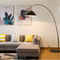 Modern LED Floor Lamp Metal Lampshade Protect Eyes Reading Fishing Lamp from Singapore best online lighting shop horizon lights
